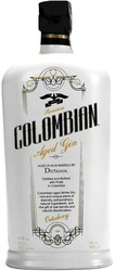 Gin Dictador Colombian Aged Gin Ortodoxy White
