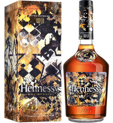 Hennessy VS Limited Edition by VHILS