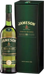 Whiskey Jameson 18 Years Old