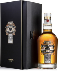 Whisky Chivas Regal 25 Years Old
