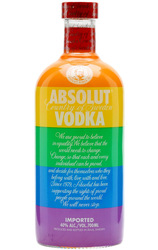 Absolut Rainbow Colors