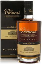 Clément Rhum 10 Years Old
