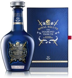 Whisky Chivas Royal Salute The Diamond Tribute