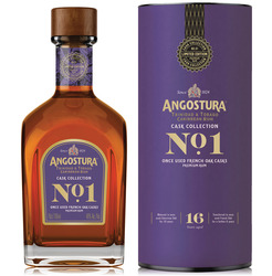 Angostura Cask Collection No.1 Rum 16 ročný