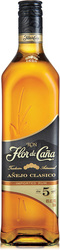 Rum Flor de Cana Anejo Clasico 5 Years Old