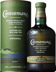 Whiskey Connemara Peated