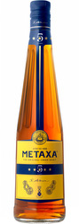 Brandy Metaxa 5* 1l