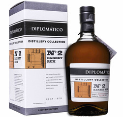 Diplomático Distillery Collection No. 2 Barbet Column