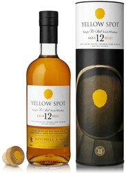Whiskey Yellow Spot 12 Years Old