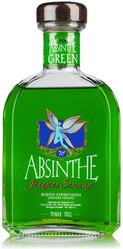 Absinth Jacques Senaux Green