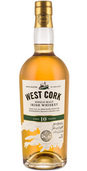 West Cork Single Malt 10 ročná