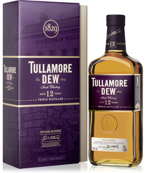 Whiskey Tullamore Dew 12 Years Old